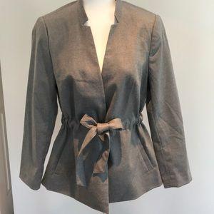 Banana Republic Factory drawstring waist jacket